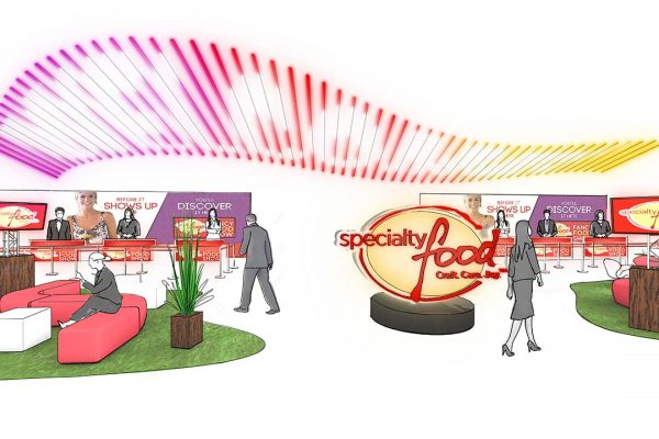 CREATIVE DIRECTION/EXPERIENTIAL DESIGN/CONCEPT RENDERING FOR FREEMAN XP