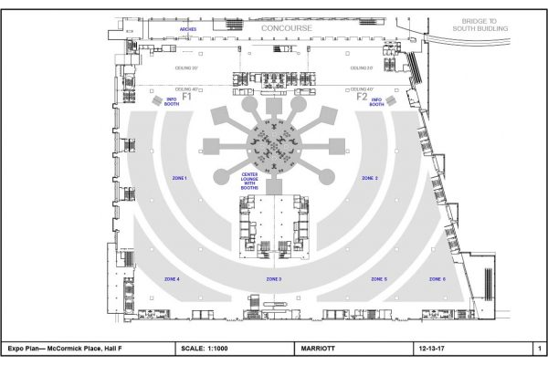 Space Layout and Drawing for Eddie Knasiak Design