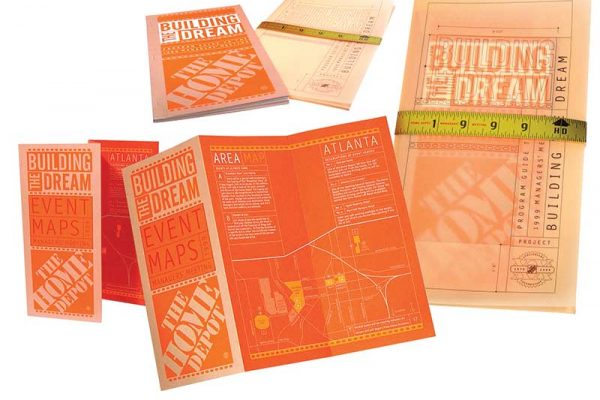 Home Depot - Graphic Design for Jack Morton Worldwide