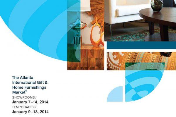 Gift & Home - Graphic Design for AmericasMart Atlanta