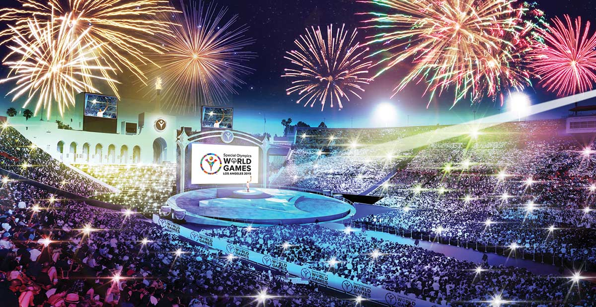 Special Olympics – Concept Rendering For Five Currents