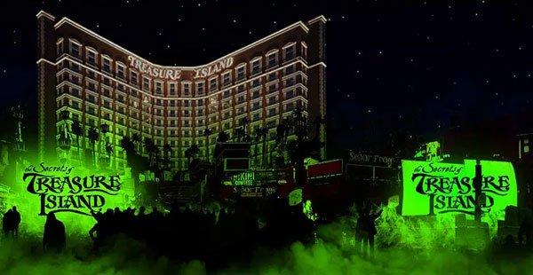 Treasure Island Show Storyboard – Concept Rendering For Utopia Worldwide
