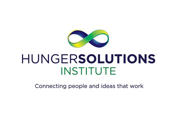 Hunger Solutions Institute – logo design for Hunger Solutions Institute