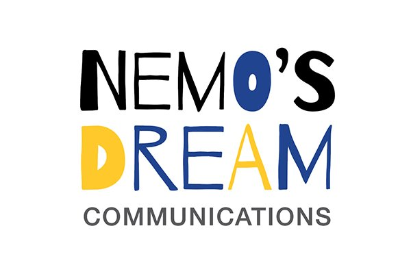 Nemo's Dream Communications – Logo design for Nemo's Dream Communications