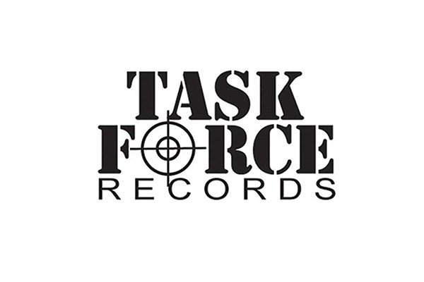 Task Force Records – Logo Design for Task Force Record