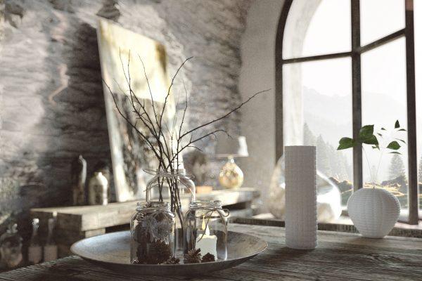 ARCHITECTURALINTERIOR RENDERING AND DESIGN