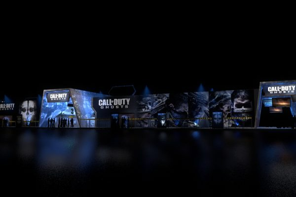 Call of Duty – Design and Concept Rendering for Envy Create
