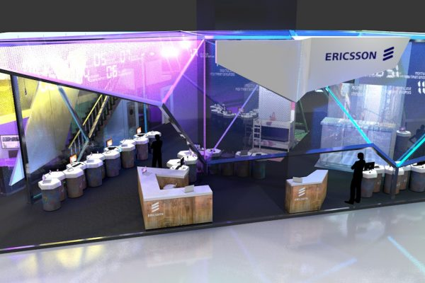 Ericsson – Design and Concept Rendering for Envy Create