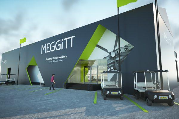 Meggitt – Design and Concept Rendering for Envy Create